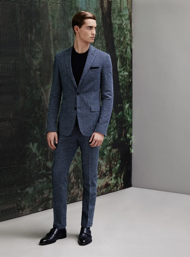 LOOKBOOK Jason Anthony for Hugo Boss Spring 2015. www.imageamplified.com, Image Amplified (9)
