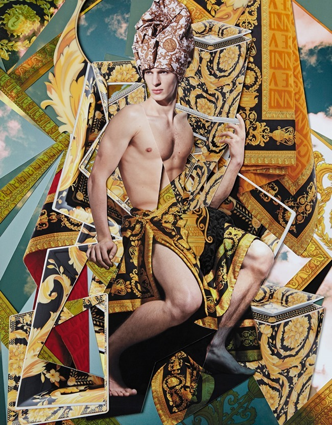 PHILISTINE MAGAZINE Versace Home Collection by Damien Blottiere. Spring 2015, www.imageamplified.com, Image Amplified (6)