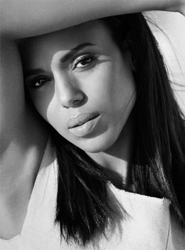 THE EDIT Kerry Washington by Bjorn Iooss. Tracy Taylor, April 2015, www.imageamplified.com, Image Amplified (2)