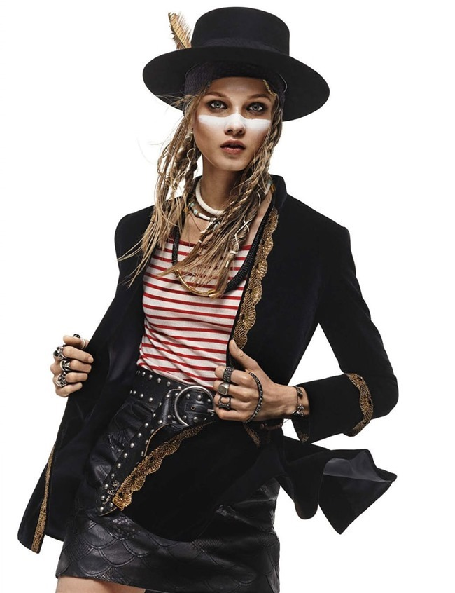 VOGUE GERMANY Anna Selezneva by Giampaolo Sgura. Claudia Englmann, May 2015, www.imageamplified.com, Image Amplified (6)