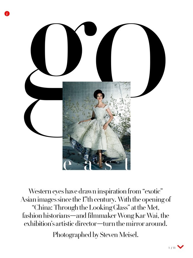 VOGUE MAGAZINE Fei Fei Sun by Steven Meisel. Grace Coddington, May 2015, www.imageamplified.com, Image Amplified (8)