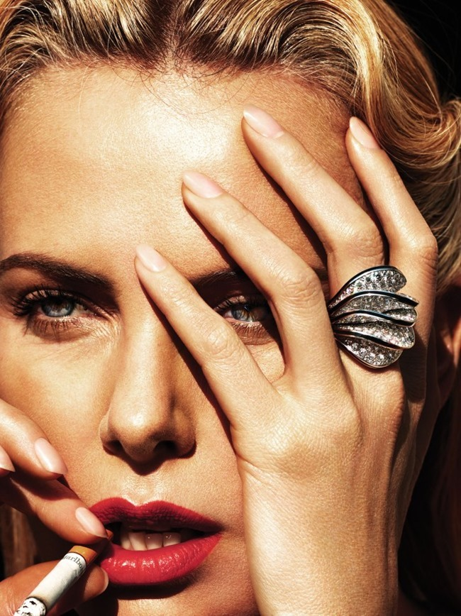 W MAGAZINE Charlize Theron by Mert & Marcus. Edward Enninful, May 2015, www.imageamplified.com, Image Amplified (3)