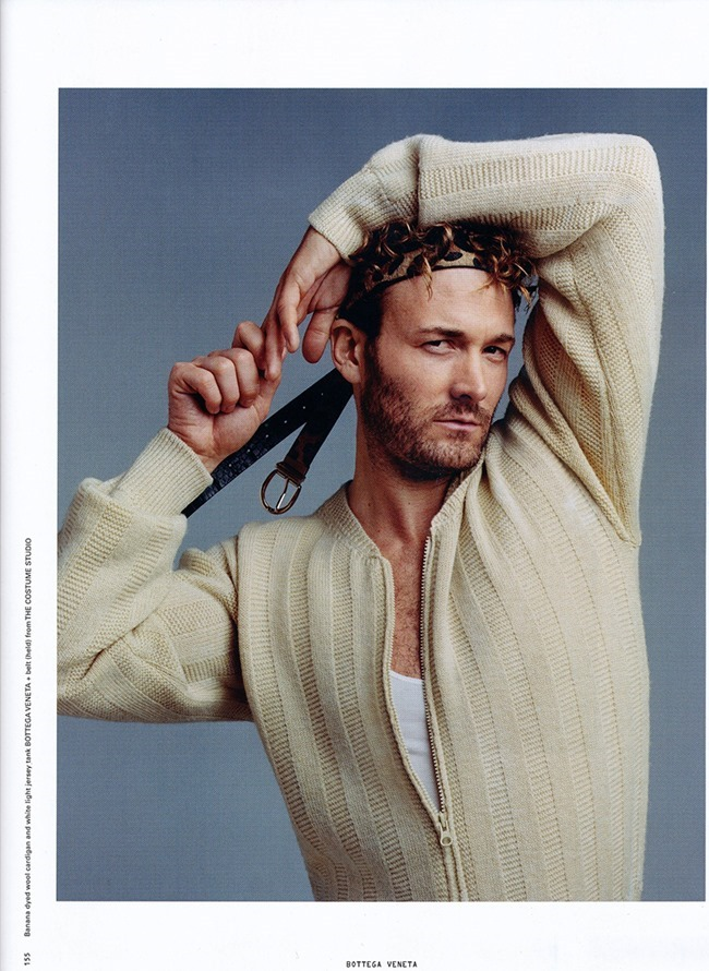 ARENA HOMME   Brad Kroenig by Oliver Hadlee-Pearch. Max Clark, Spring 2015, www.imageamplified.com, Image Amplified (3)
