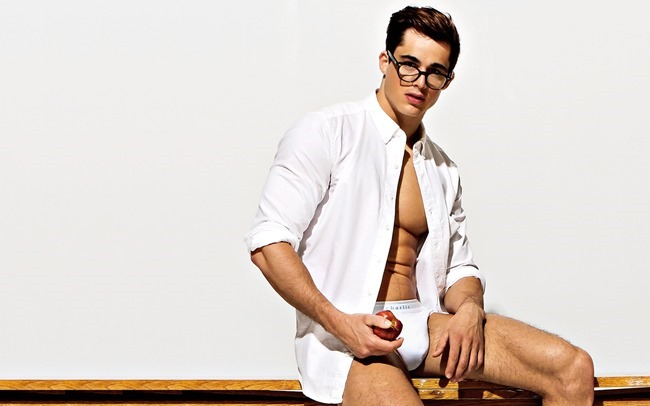 CAMPAIGN Pietro Boselli for Charlie by Matthew Zink Underwear Collection 2015. www.imageamplified.com, Image Amplified (3)