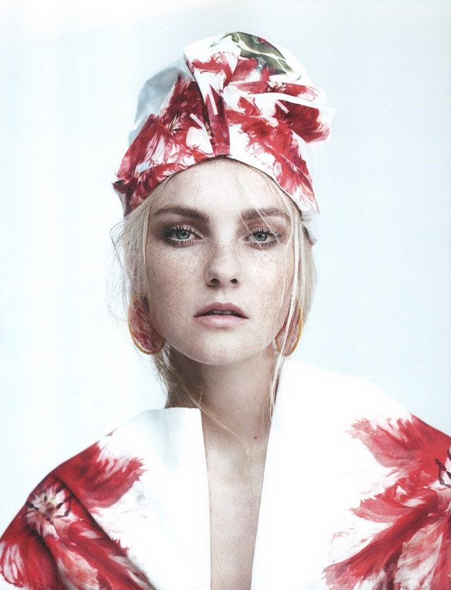 W MAGAZINE Caroline Trentini by Willy Vanderperre. Panos Yiapanis, May 2015, www.imageamplified.com, Image Amplified (1)