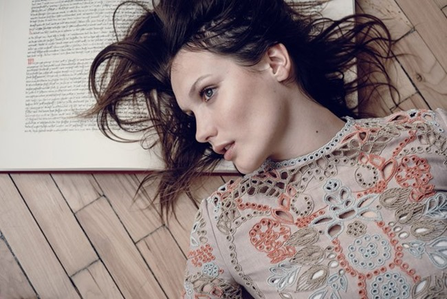 FLAUNT MAGAZINE Ana Girardot by Eric Gullemain. Spring 2015, www.imageamplified.com, Image amplified (5)