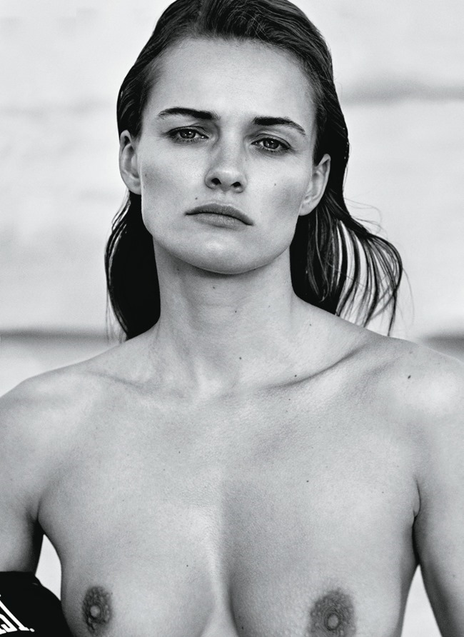 FLAIR MAGAZINE Edita Vilkeviciute by Collier Schorr. Sissy Vian, May 2015, www.imageamplified.com, Image Amplified (12)
