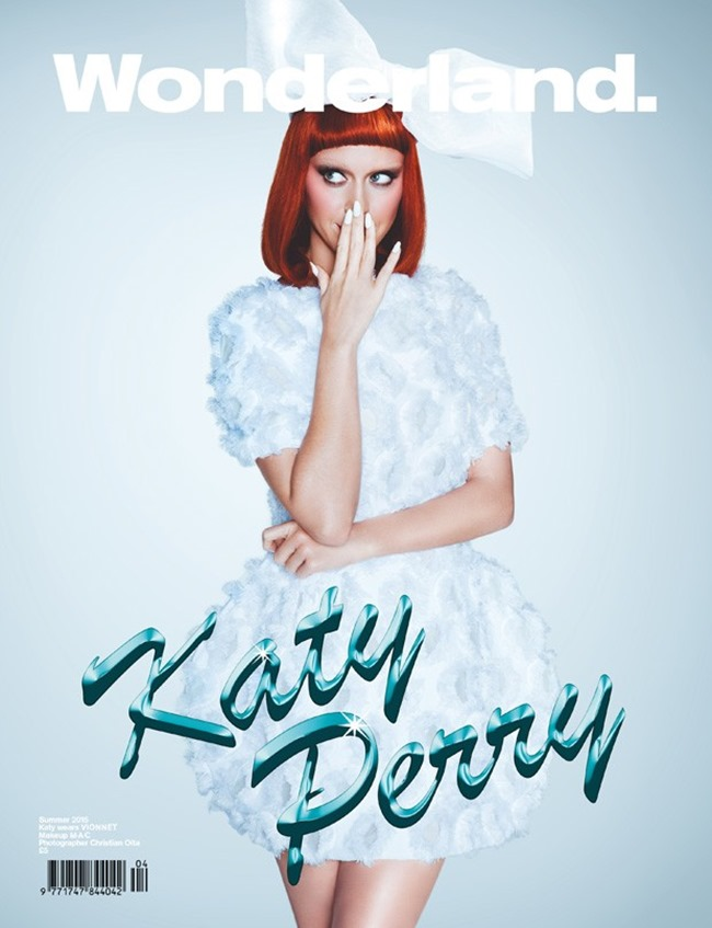 WONDERLAND MAGAZINE Katy Perry by Christian Oita. Danielle Emerson, Summer 2015, www.imageamplified.com, Image Amplified (3)