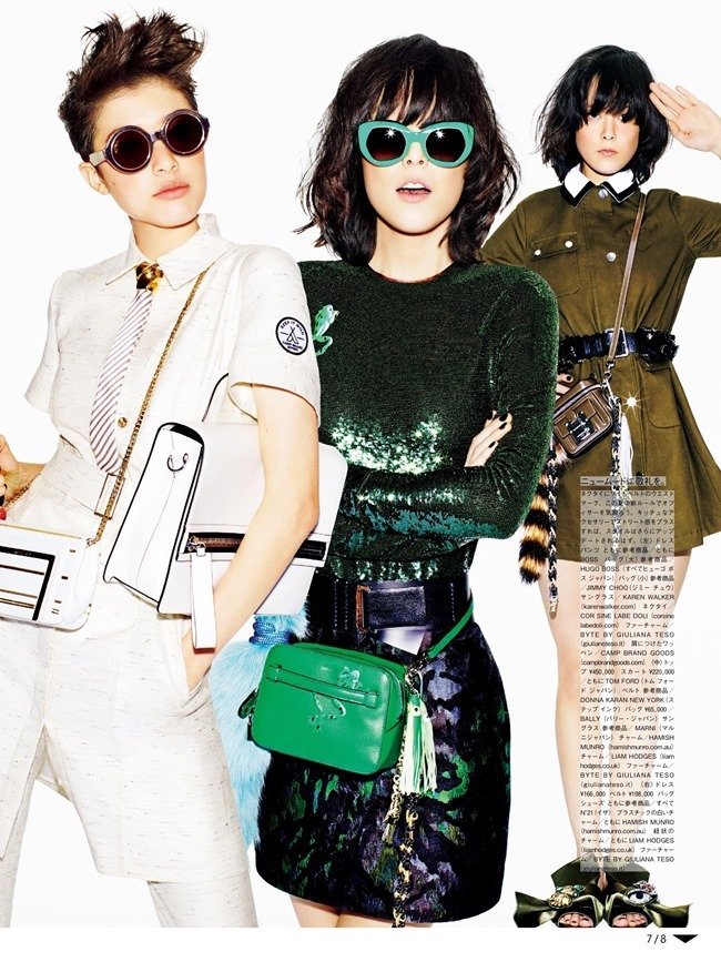 VOGUE JAPAN Mae Lapres & Kouka Webb by Matt Irwin. Aurora Sansone, June 2015, www.imageamplified.com, Image Amplified (3)