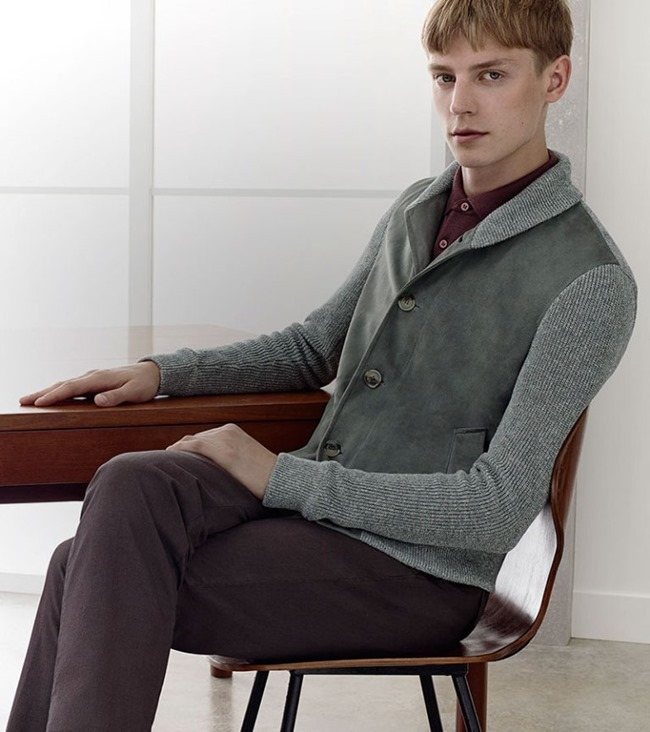 CATALOGUE Ermenegildo Zegna Spring 2015. www.imageamplified.com, Image Amplified (1)