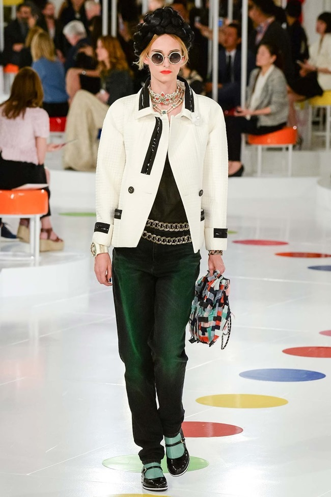 COLLECTION Chanel Resort 2016 Seoul. www.imageamplified.com, Image Amplified (44)
