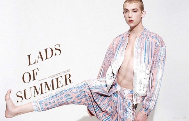 ELLE MAN THAILAND Lads of Summer by Winter Vandenbrink. Bodo Ernle, Spring 2015, www.imageamplified.com, Image Amplified (1)