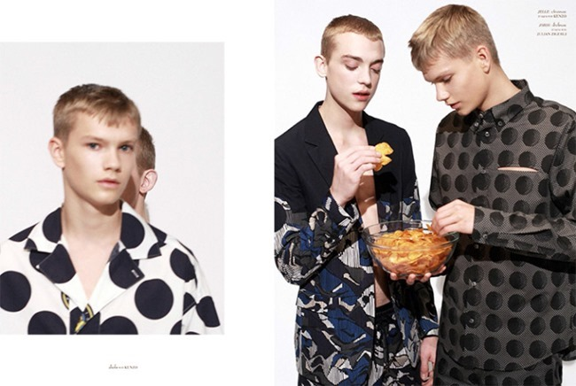 ELLE MAN THAILAND Lads of Summer by Winter Vandenbrink. Bodo Ernle, Spring 2015, www.imageamplified.com, Image Amplified (2)