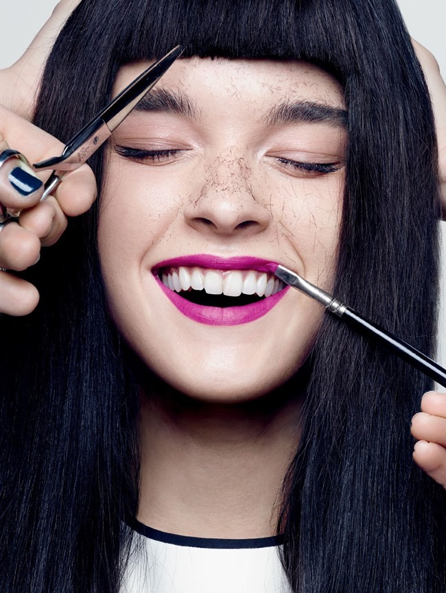 GLAMOUR MAGAZINE Crystal Renn by Dusan Reljin. Jessica dos Remedios, June 2015, www.imageamplified.com, Image Amplified (2)