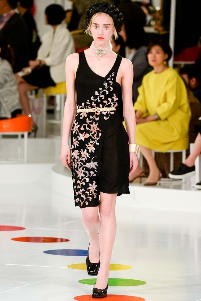 COLLECTION Chanel Resort 2016 Seoul. www.imageamplified.com, Image Amplified (77)