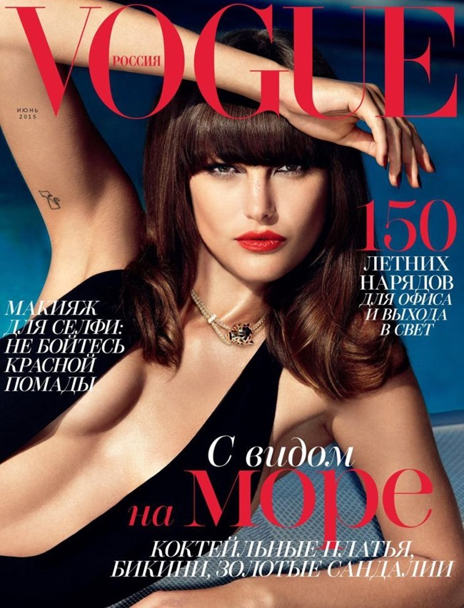 VOGUE RUSSIA Catherine McNeil by Alexi Lubomirski. Olga Dunina, June 2015, www.imageamplified.com, Image Amplified (1)