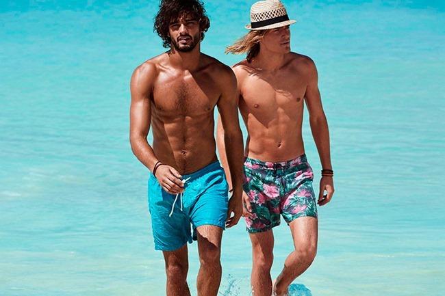 CAMPAIGN Marlon Teixeira & Ton Heukels for H&M Beachwear 2015. www.imageamplified.com, Image Amplified (5)