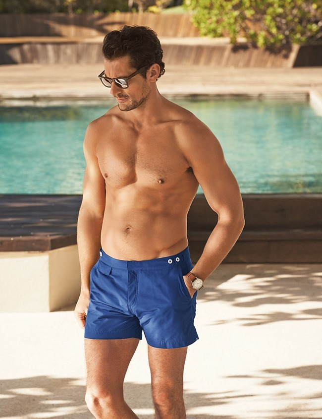 LOOKBOOK David Gandy for Marks & Spencer Autograph 2015. www.imageamplified.com, Image Amplified (4)