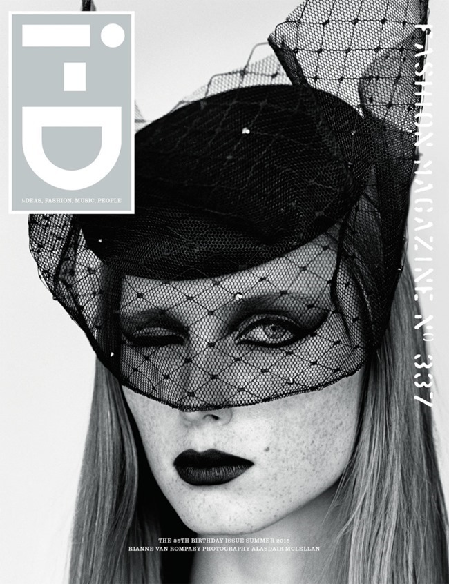 PREVIEW i-D Magazine Summer 2015 Covers by Alasdair McLellan. www.imageamplified.com, Image Amplified (16)