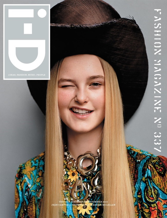 PREVIEW i-D Magazine Summer 2015 Covers by Alasdair McLellan. www.imageamplified.com, Image Amplified (18)
