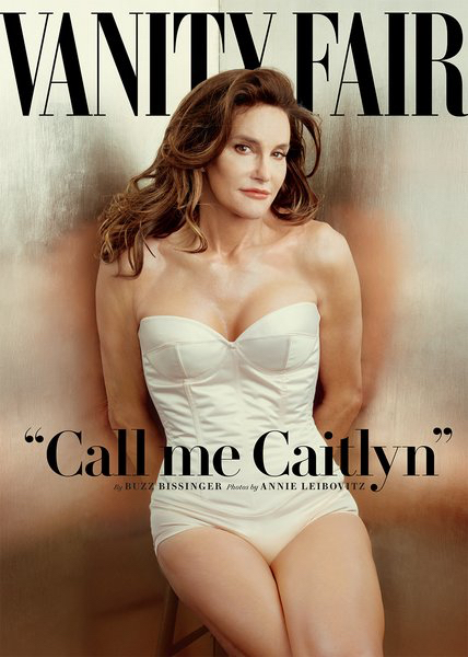Behind the Scenes: Introducing Caitlyn Jenner, Vanity Fair Shoot by Annie Leibovitz. imageamplified.com