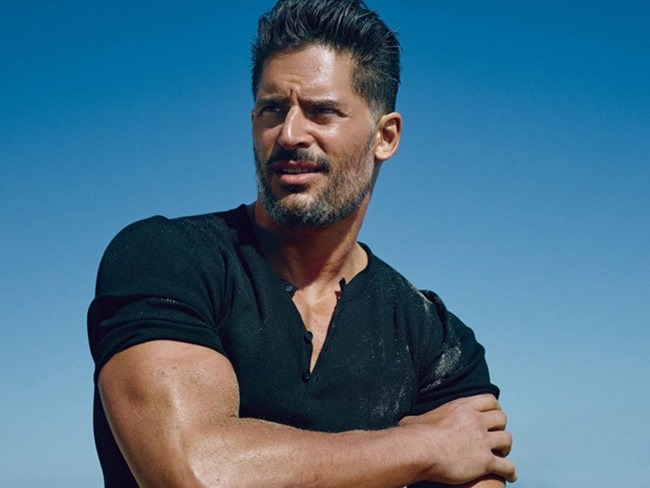 DETAILS MAGAZINE Joe Manganiello by Mark Seliger. Annie Psaltiras, July 2015, www.imageamplified.com, Image Amplified (2)