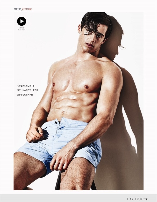 MASCULINE DOSAGE Pietro Boselli in Hot For Teacher for Attitude UK, June 2015. www.imageamplified.com, Image Amplified (6)