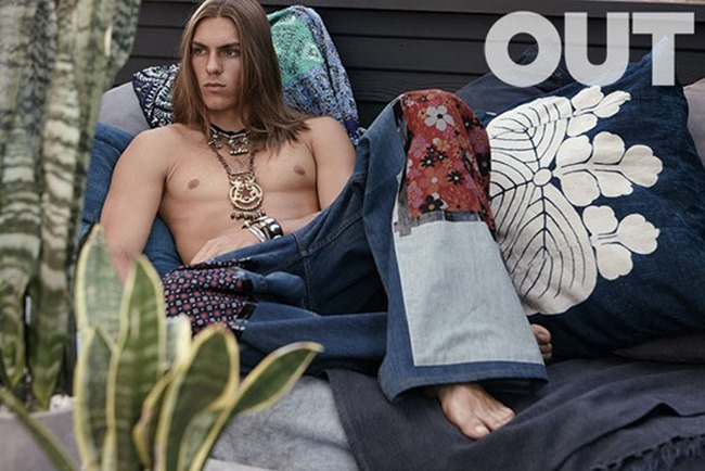 OUT MAGAZINE Travis Smith by Milan Vukmirovic. Christopher Campbell, Spring 2015, www.imageamplified.com, Image Amplified (4)