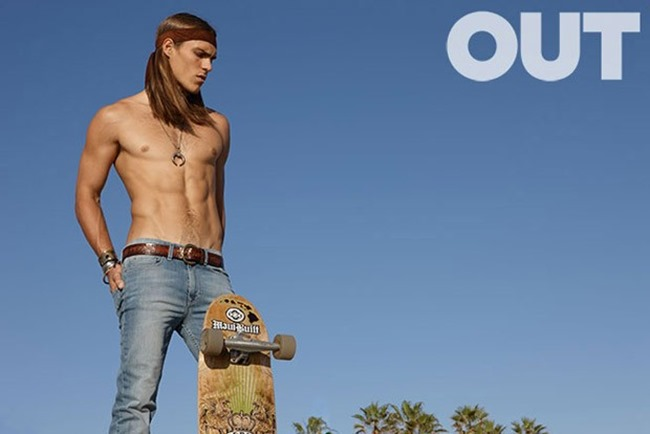 OUT MAGAZINE Travis Smith by Milan Vukmirovic. Christopher Campbell, Spring 2015, www.imageamplified.com, Image Amplified (10)