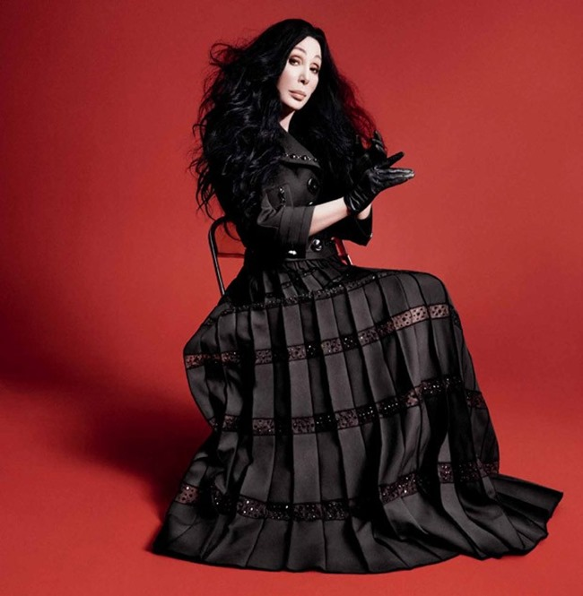 PREVIEW Cher for Marc Jacobs Fall 2015 by David Sims. www.imageamplified.com, Image amplified