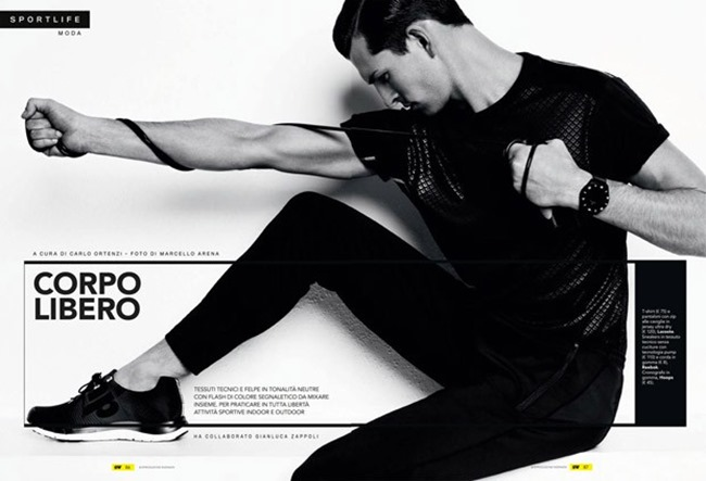 SPORTWEEK MAGAZINE Chris Folz by Marcello Arena. Carlo Ortenzi, Spring 2015, www.imageamplified.com, Image Amplified (1)