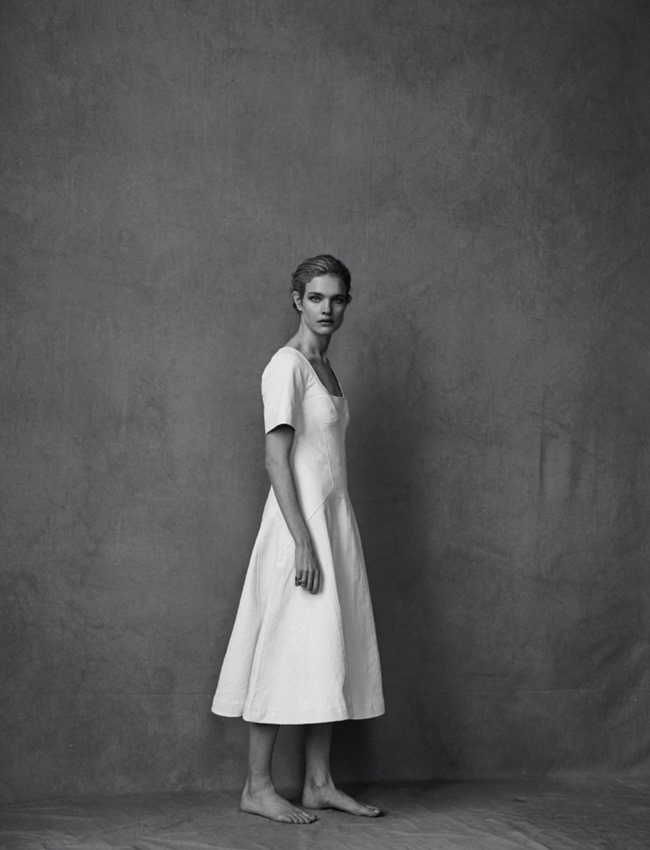 DIOR MAGAZINE Natalia Vodianova by Peter Lindbergh. Jacob K, Spring 2015, www.imageamplified.com, Image Amplified (8)