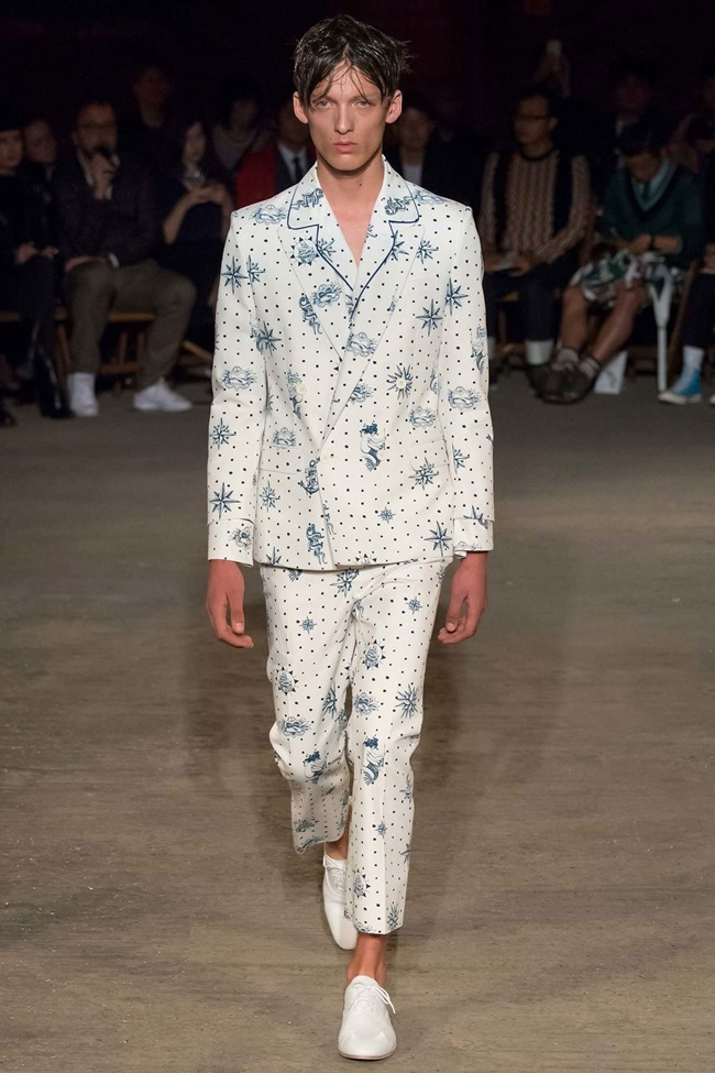 LONDON COLLECTIONS MEN Alexander McQueen Spring 2016. LCM, www.imageamplified.com, Image Amplified (5)