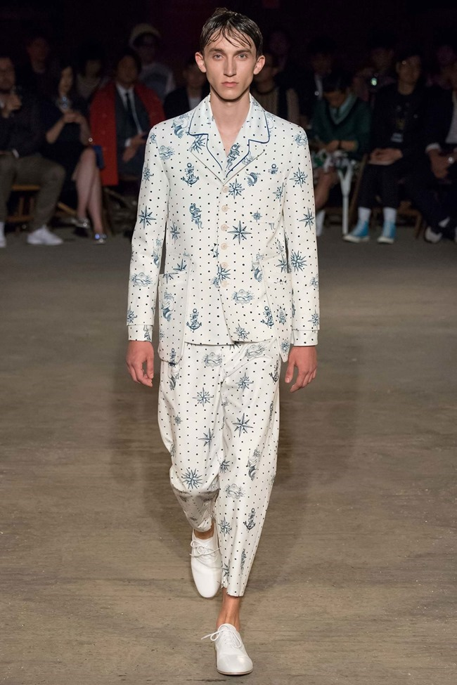 LONDON COLLECTIONS MEN Alexander McQueen Spring 2016. LCM, www.imageamplified.com, Image Amplified (7)