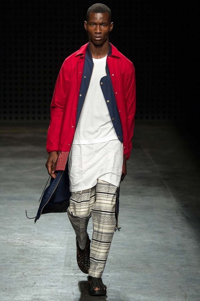LONDON COLLECTIONS MEN Casely-Hayford Spring 2016. LCM, www.imageamplified.com, Image Amplified (5)