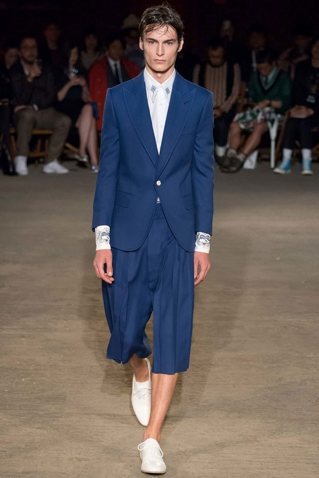 LONDON COLLECTIONS MEN Alexander McQueen Spring 2016. LCM, www.imageamplified.com, Image Amplified (9)