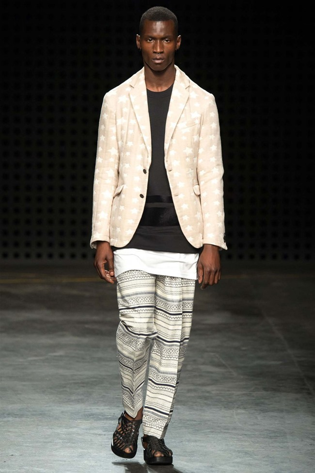 LONDON COLLECTIONS MEN Casely-Hayford Spring 2016. LCM, www.imageamplified.com, Image Amplified (23)
