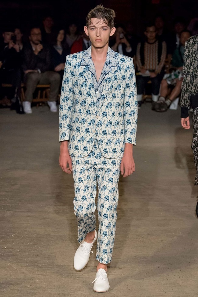 LONDON COLLECTIONS MEN Alexander McQueen Spring 2016. LCM, www.imageamplified.com, Image Amplified (18)
