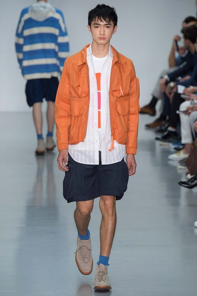 LONDON COLLECTIONS MEN Lou Dalton Spring 2016. LCM, www.imageamplified.com, Image Amplified (8)