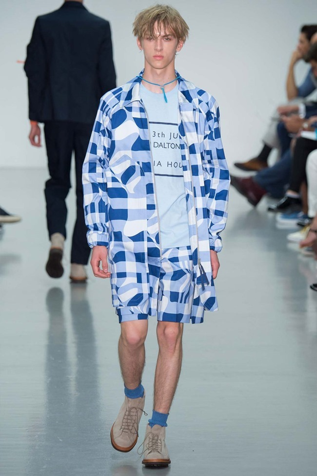 LONDON COLLECTIONS MEN Lou Dalton Spring 2016. LCM, www.imageamplified.com, Image Amplified (23)