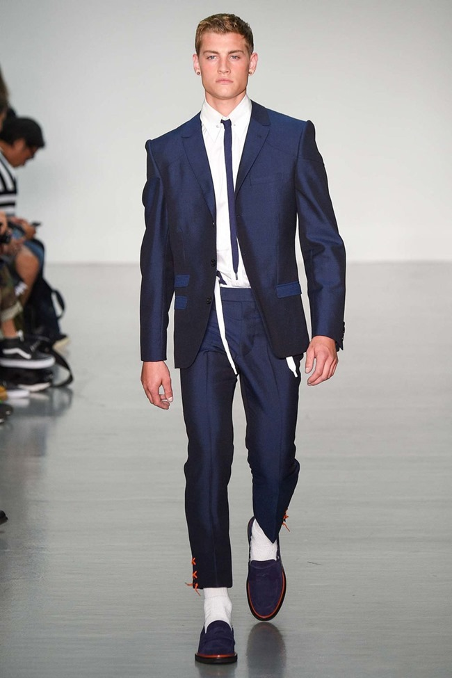 LONDON COLLECTIONS MEN Sibling Spring 2016. LCM, www.imageamplified.com, Image Amplified (1)