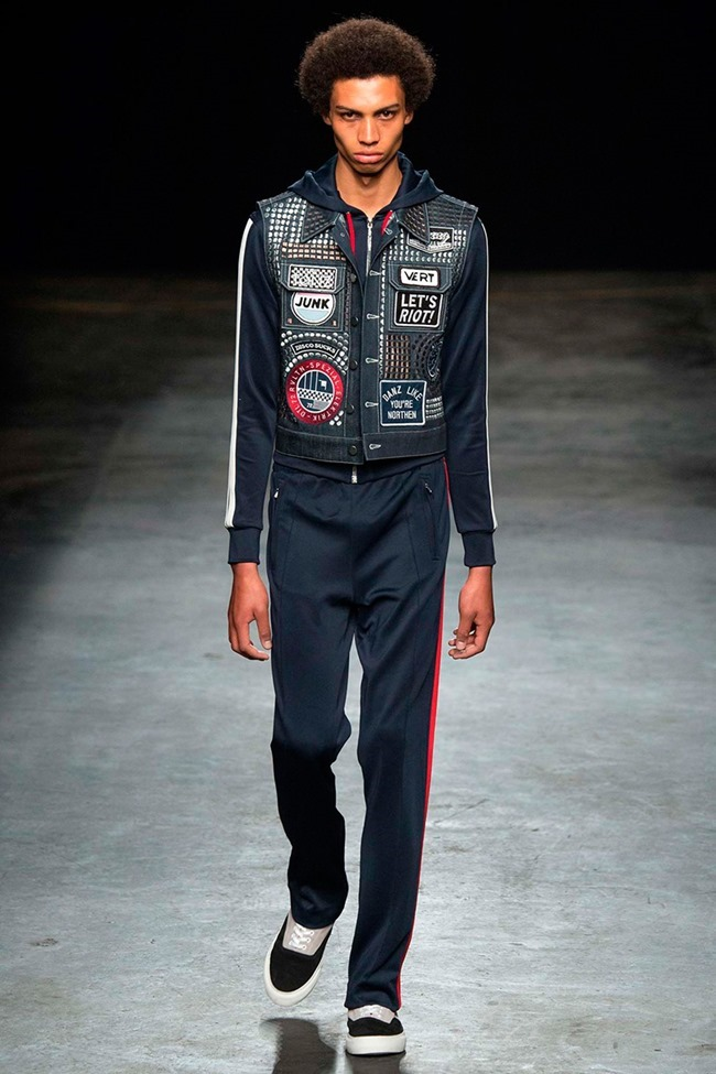 LONDON COLLECTIONS MEN Topman Design Spring 2016. LCM, www.imageamplified.com, Image Amplified (1)