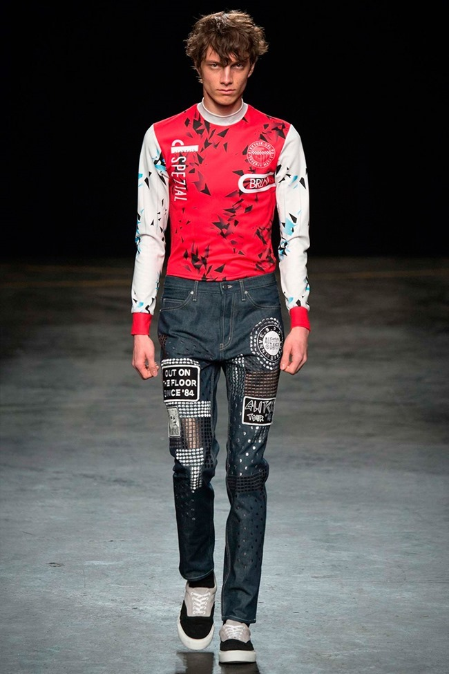 LONDON COLLECTIONS MEN Topman Design Spring 2016. LCM, www.imageamplified.com, Image Amplified (4)