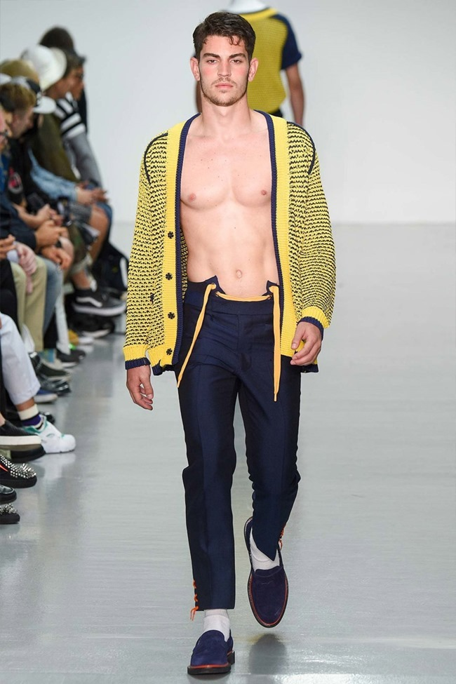 LONDON COLLECTIONS MEN Sibling Spring 2016. LCM, www.imageamplified.com, Image Amplified (13)