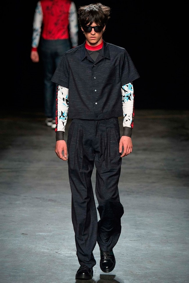 LONDON COLLECTIONS MEN Topman Design Spring 2016. LCM, www.imageamplified.com, Image Amplified (6)