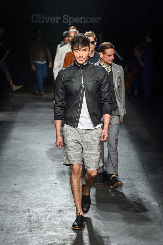 LONDON COLLECTIONS MEN Oliver Spencer Spring 2016. LCM, www.imageamplified.com, Image Amplified (32)