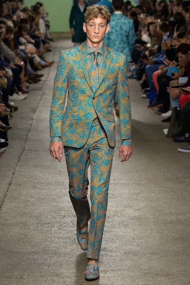 LONDON COLLECTIONS MEN Richard James Spring 2016. LCM, www.imageamplified.com, Image Amplified (17)
