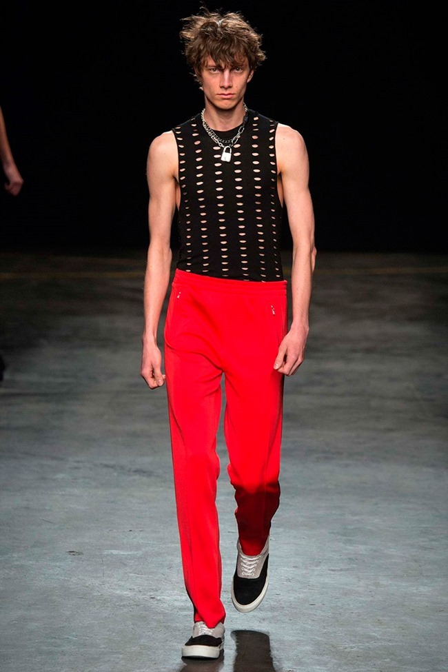 LONDON COLLECTIONS MEN Topman Design Spring 2016. LCM, www.imageamplified.com, Image Amplified (34)
