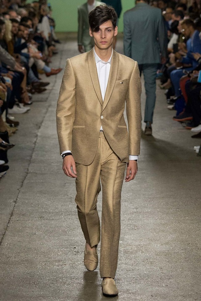 LONDON COLLECTIONS MEN Richard James Spring 2016. LCM, www.imageamplified.com, Image Amplified (24)