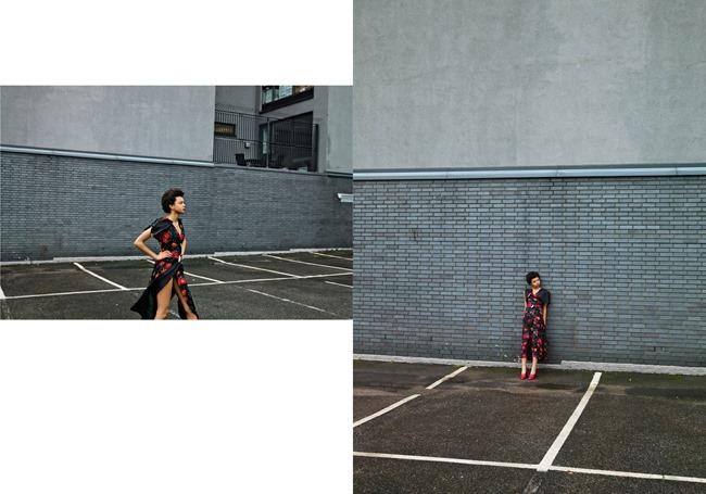 LURVE MAGAZINE Poppy Okotcha by Valerio Spada. Moreno Galata, Summer 2015, www.imageamplified.com, Image Amplified (1)